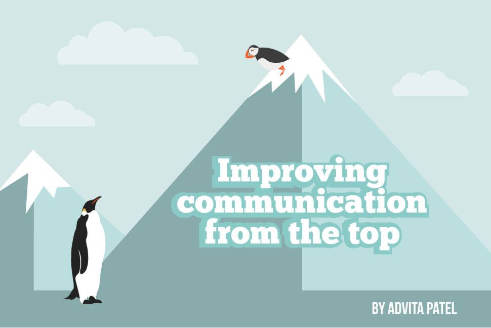 Improving communication article header