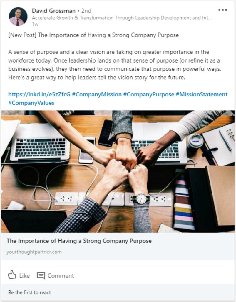 7 internal communications LinkedIn Groups you should join today, David Grossman
