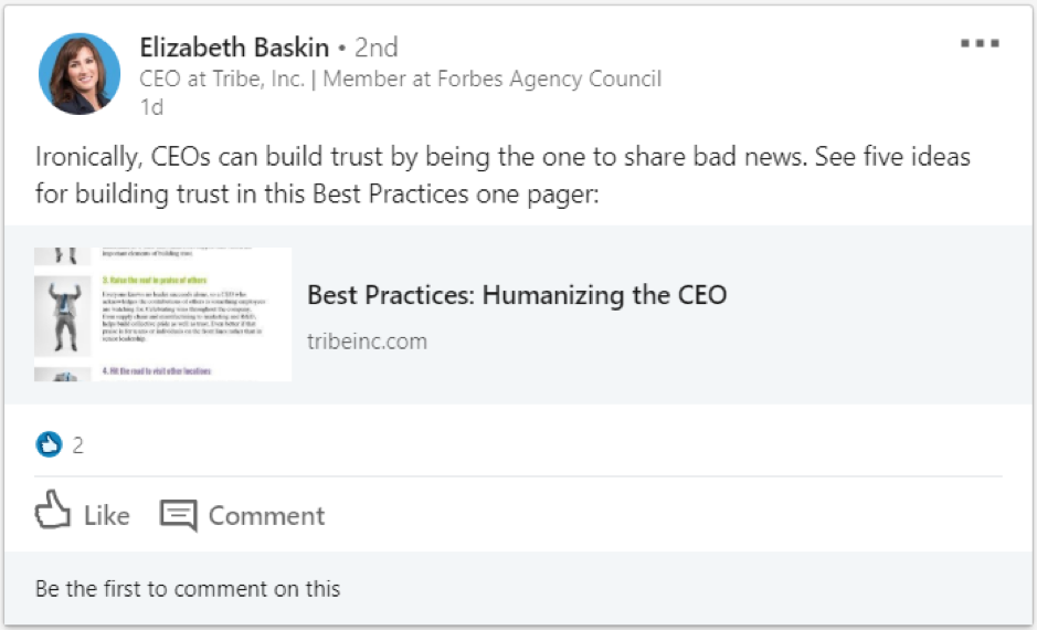7 internal communications LinkedIn Groups you should join today, Elizabeth Baskin