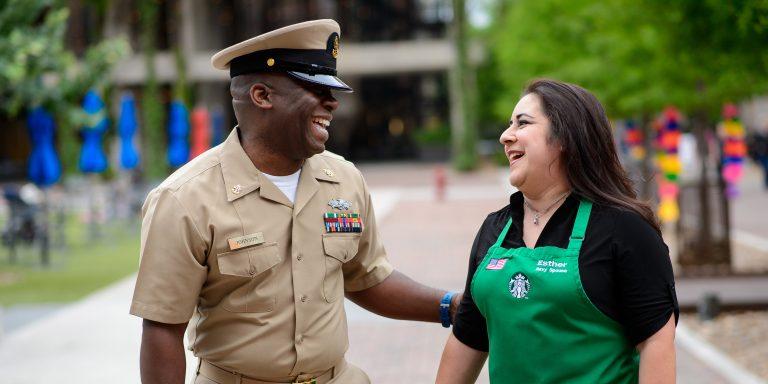 Starbucks Veteran Programme