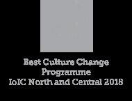IoIC Best Culture Change Awards logo