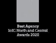 IoIC Best Agency 2020 logo