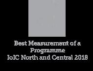 IoIC 2018 Awards logo